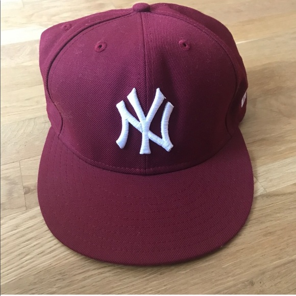 f5713945 Burgundy new era hat --- @bad73. M_5c78b03461974587e420bb1b
